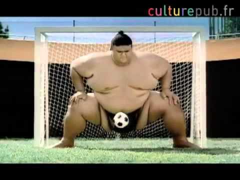Beckham vs sumo
