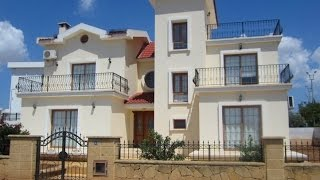 4 BEDROOM VILLA WITH TURKISH TITLE DEED, ISKELE  £140,000 HP1506 FTTP