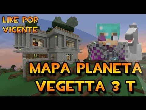 Descargar Mapa Planeta Vegetta Tercera Temporada V777