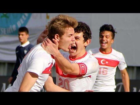 Aegean Cup Final 2015: Turkey U-16 4-2 France U-16 | All goals HD