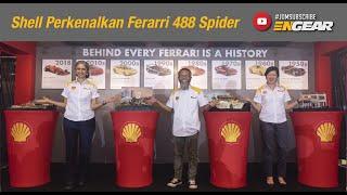 Shell Umumkan 8 Kereta Ferarri Yang Wajib Anda Beli - Gearevents Ep33