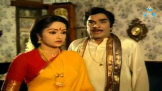 Murali Krishnudu Movie - Rajani Romantic Scene