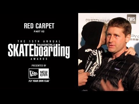 15th Annual TWS Awards Presented by New Era Red Carpet Pt 2 - TransWorld SKATEboarding