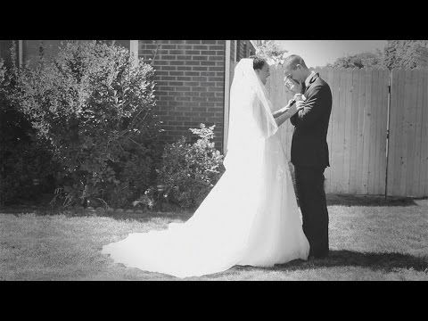 Groom Cries Talking about Bride! (Salt Lake City Wedding Videographer)