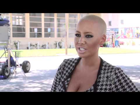 Amber Rose Discusses Short-Lived Music Career - HipHollywood.com
