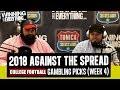 WCE 2018 College Football Gambling Picks Week 4 mp3