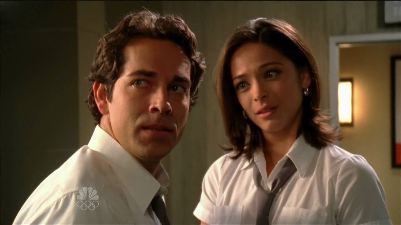 Zachary levi chuck season 3