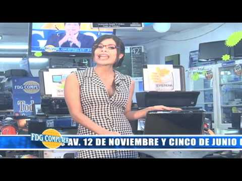 Programa FDG Computer TV - SEPTIEMBRE 2011 parte (1/2)
