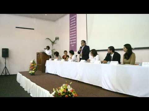 """Conferencia Magistral: """"Feminicidio y Acceso a la Justicia en Oaxaca"""""""