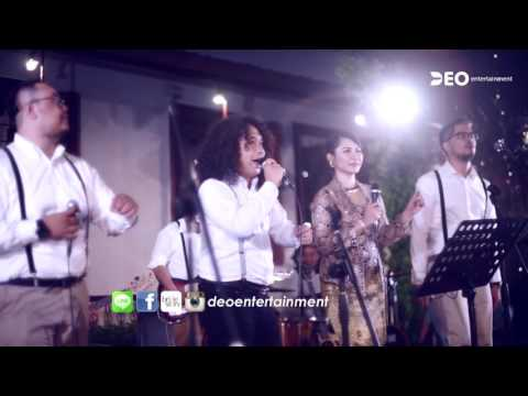 Kerongcong Kemayoran - Traditional at Gedung Arsip Jakarta | Cover By Deo Entertainment