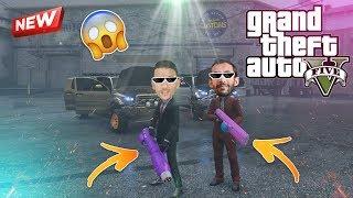 اخيراً رجعنا 😱الي قراند 5 حرامى السيارات 5🔥 | Grand Theft Auto V PC Maroc