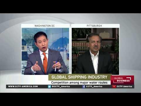 Satish Jindel of SJ Consulting discusses Nicaragua Canal