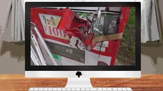 【FDNリモートニュース】自動販売機が破壊されていた