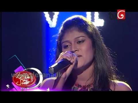 Dream Star VI - 05 Yashoda Priyadarshani | 2nd Song ( 24-10-2015 )