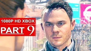 Quantum Break Gameplay Walkthrough Part 9 [1080p HD Xbox One] - No Commentary