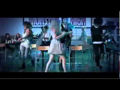 Monster High Polish Fright Song video