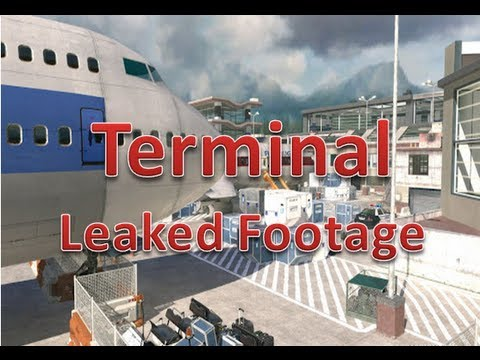 [NEW] Terminal Modern Warfare 3 DLC! [Leaked Footage]
