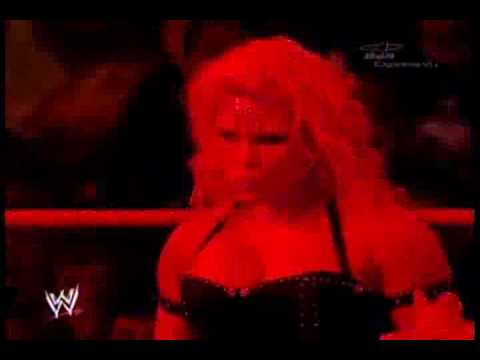 Candice Michelle Entrance - No Mercy 07