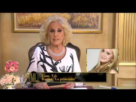 Karina La Princesita explicó por qué no fue al programa de Mirtha Legrand