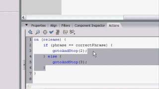 Actionscript 2.0 Tutorial