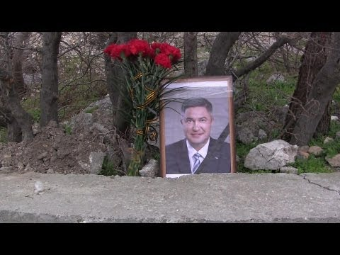 Убит мэр Симеиза Кирилл Костенко! (репортаж)