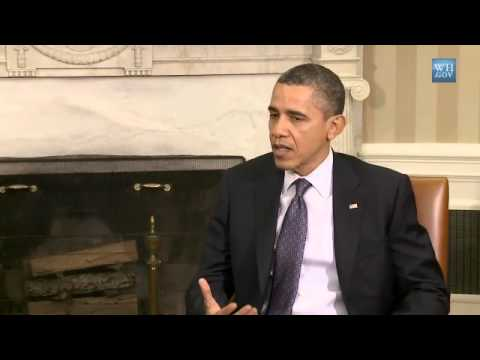 President Obama's Bilateral Meeting with Prime Minister Netanyahu of Israel