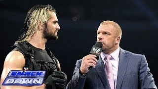 Seth Rollins explains why he did what he did to The Shield: SmackDown, June 6, 2014