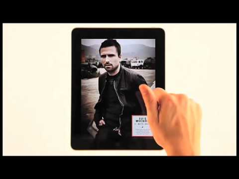 Esquire's iPad App: A Demonstration