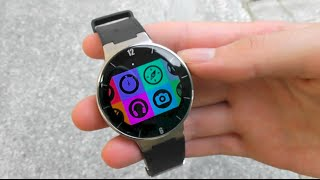 Recensione Alcatel OneTouch Watch ita da AppsParadise