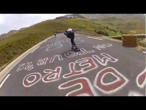 Raw Run of Peyragudes Team Sector 9 Sweden 2012