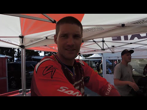 Greg Minnaar - Underwear Frustrations For A Man