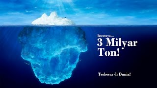 download lagu Inilah Gunung Es Mengapung Paling Bersar Di Dunia gratis