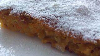 Рецепт оригинального тыквенного кекса:)