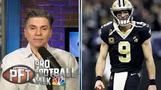 Should the Saints keep Drew Brees or move on to Taysom Hill? | Pro Football Talk | NBC Sports
