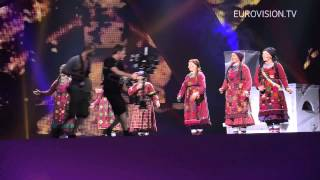 Buranovskiye Babushki - Party For Everybody (Russia) 1st Rehearsal