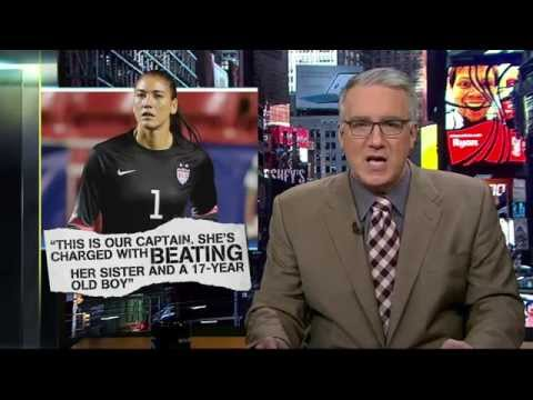 Hope Solo Takes Some Of The NFL's Attention