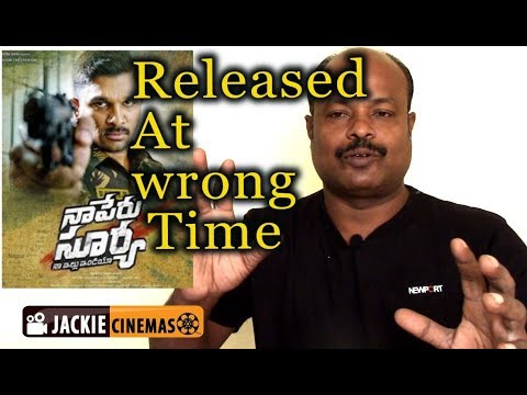 Naa Peru Surya, Naa Illu India |  En Peyar Surya En Veedu India Movie review by Jackiesekar