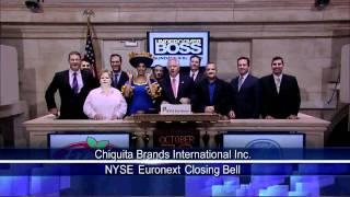 Chiquita Brands International - Topic