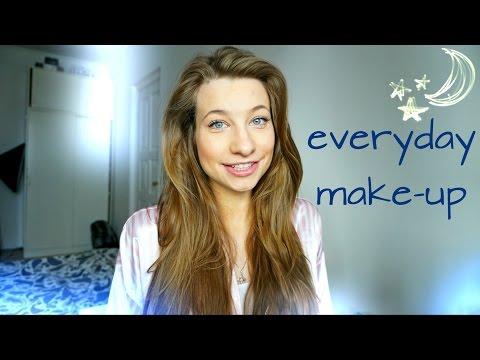 Мой ежедневный макияж♥KateLi0n♥