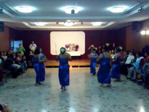 Grupo de danza Amazonica Shuar SHIRAM NUA Video