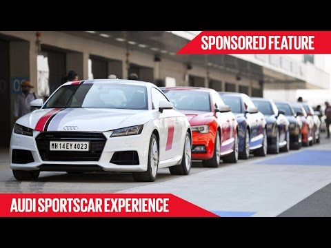 Audi Sportscar Experience | Video 3 of 3 | Sponsored Feature