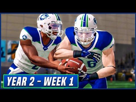 YEAR 2 KICKS OFF! - NCAA Football 14 Dynasty Year 2 - Week 1 @ Idaho | Ep.20
