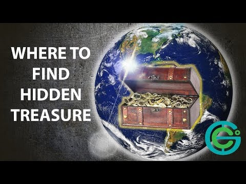 Where to find HIDDEN TREASURE in the world (Geography Now!)