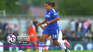 Chelsea Ladies 6-3 Liverpool Ladies | Goals & Highlights
