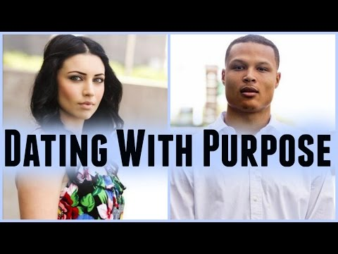 What does dating with a purpose mean