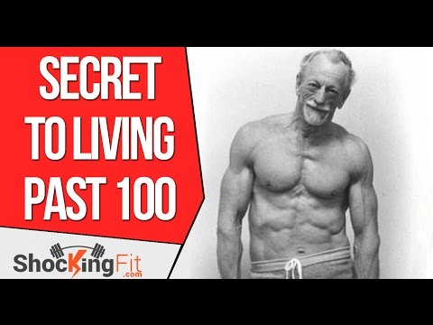 Diet Secret for Living Past 100: What Does Science Know About Longevity and Nutrition?