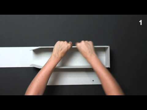 Caja para botellas - Vídeo de montaje ref. 1502 SelfPackaging ...