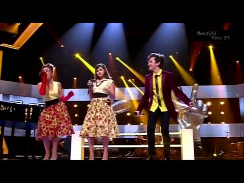 Irina/Sophia/Ivaylo.I wish.The Voice Kids Russia.