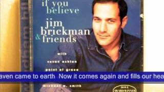 Jim Brickman - Hope is Born Again