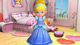 Fun Girl Care Ava the 3D Doll Game Dress Feed Learn Colors Dance Gameplay